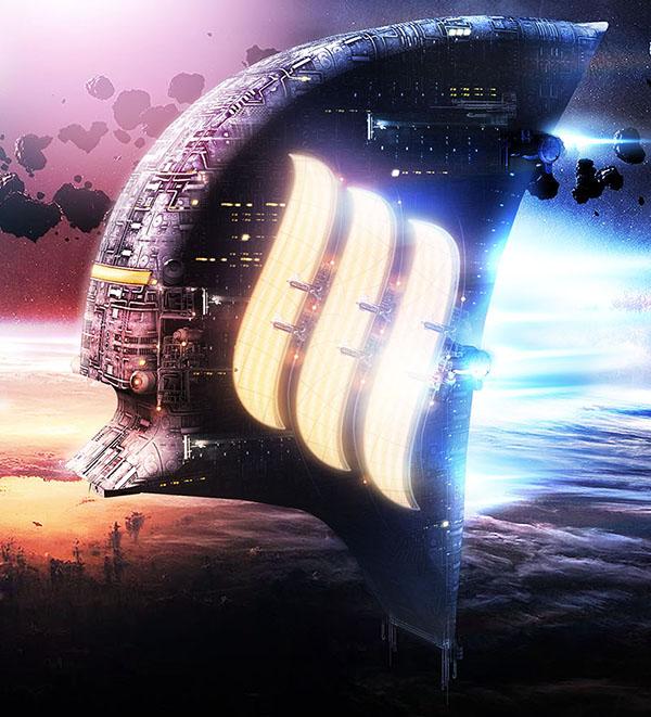 rdtc logo spaceship